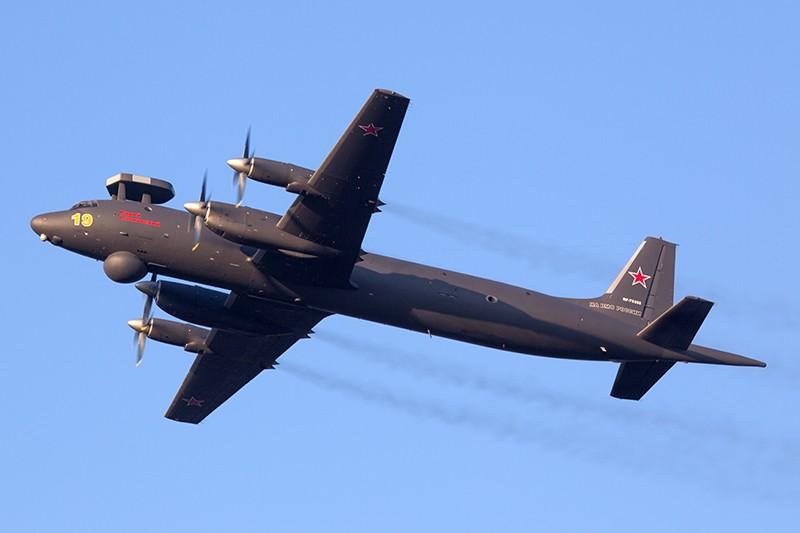 На ежедневное патрулирование заступили Ил-38Н «Новелла» Тихоокеанского и Северного флотов