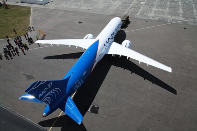 В EASA оценили поведение МС-21-300 в различных режимах на высотах до 12 000 метров - завершена 2 сессия сертификационных полетов