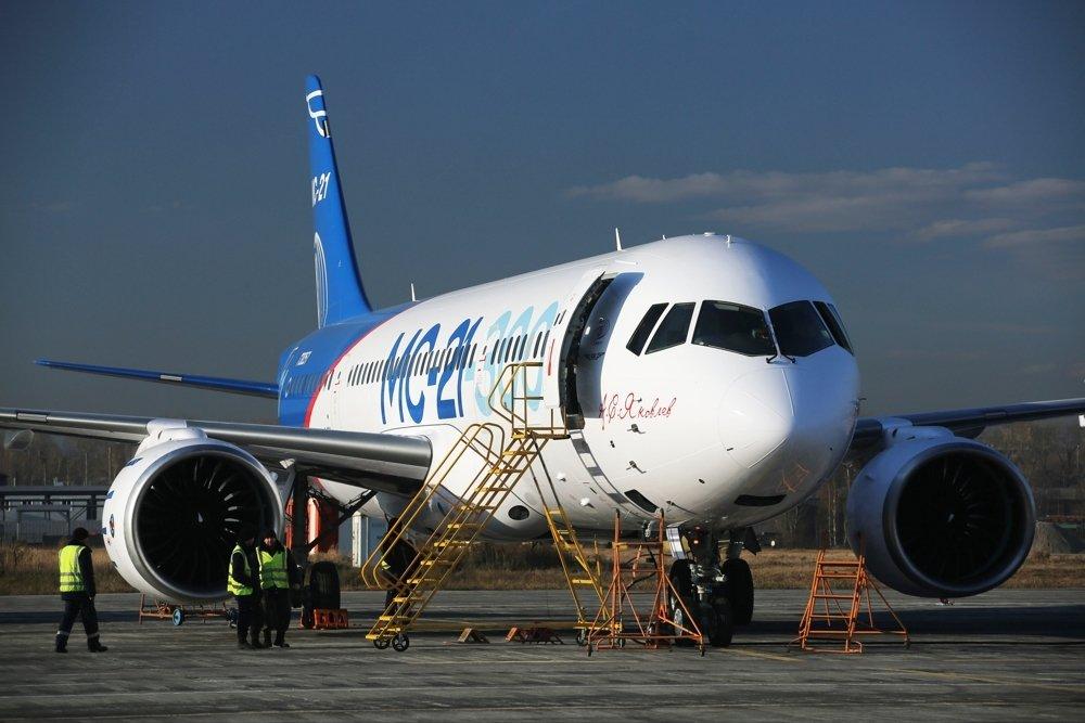 Летчики-испытатели EASA начали процедуру сертификации МС-21
